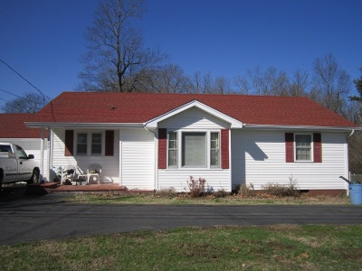 Benton Single Family Home Contract Recd - See Rmrks: 1900 Main St