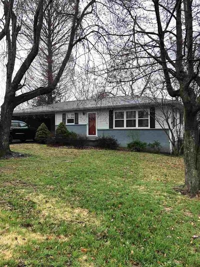 Calvert City Single Family Home Contract Recd - See Rmrks: 559 Cypress St