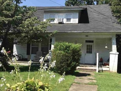 Benton Single Family Home For Sale: 1408 Walnut St