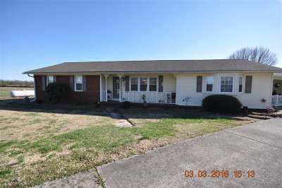 Hardin Single Family Home For Sale: 777 Penny Road
