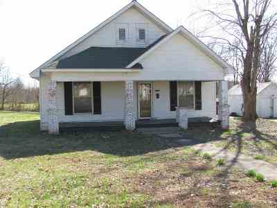 Mayfield Single Family Home Contract Recd - See Rmrks: 1312 W Broadway