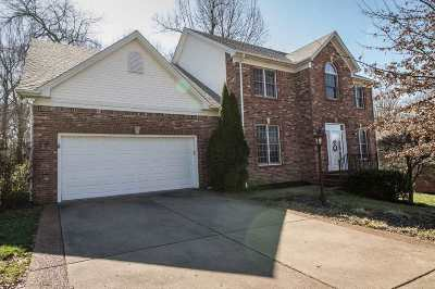 Paducah KY Single Family Home Contract Recd - See Rmrks: $277,500