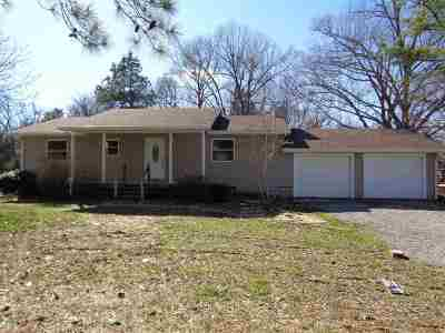 Gilbertsville Single Family Home For Sale: 7234 Moors Camp Hwy