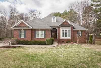 Paducah KY Single Family Home Contract Recd - See Rmrks: $449,900