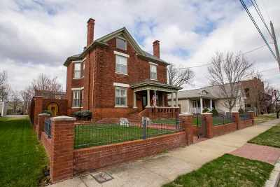 Paducah KY Single Family Home Contract Recd - See Rmrks: $289,900