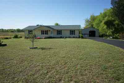 Calloway County Single Family Home For Sale: 1697 Rowlett Trail Road