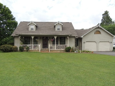 Mayfield Single Family Home For Sale: 343 Megan Drive