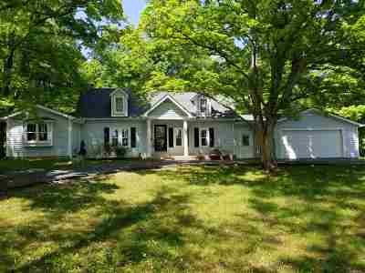 Benton Single Family Home For Sale: 521 Reed Road