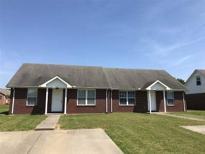 Murray Multi Family Home For Sale: 913 Bagwell Dr