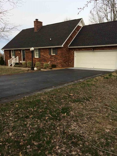 Mayfield KY Single Family Home For Sale: $174,500