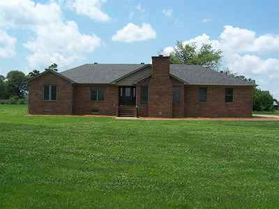 Mayfield Single Family Home For Sale: 9382 W St Rt 80