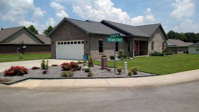 Murray Single Family Home For Sale: 9 Tumbler Drive