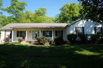 Almo KY Single Family Home For Sale: $175,000
