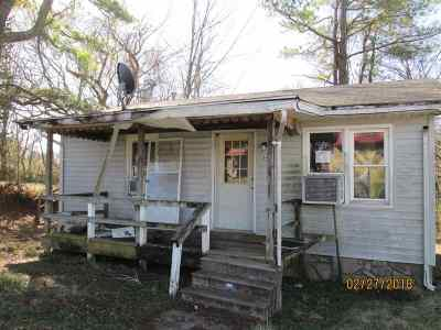 Trigg County Single Family Home For Sale: 94 Wood Ave.