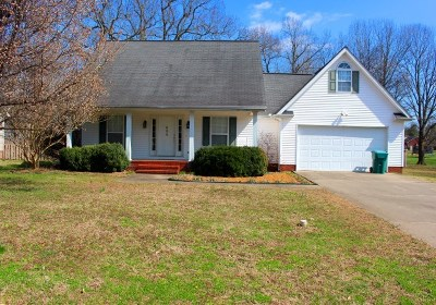 Murray Single Family Home Contract Recd - See Rmrks: 605 Nancy Dr