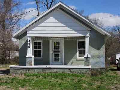 Mayfield Single Family Home For Sale: 426 S 8th