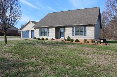 Mayfield Single Family Home For Sale: 95 Dana Lane