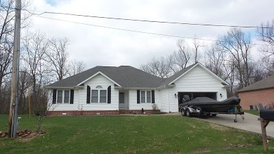 Paducah KY Single Family Home For Sale: $167,500