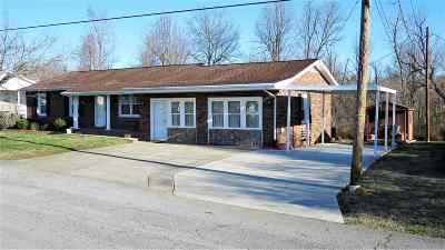 Dawson Springs Single Family Home For Sale: 204 Lumber St.