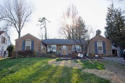 McCracken County Single Family Home For Sale: 215 Ridgewood Ave