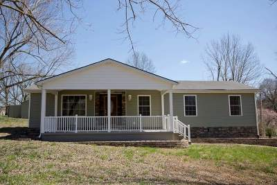 McCracken County Single Family Home For Sale: 4460 Contest Rd