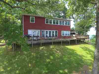 Calloway County, Marshall County Single Family Home For Sale: 169 Veal Lane
