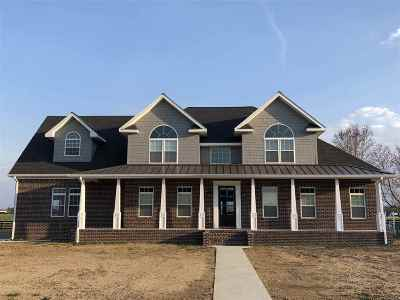 Calloway County, Marshall County Single Family Home For Sale: 2118 Glenwood Drive