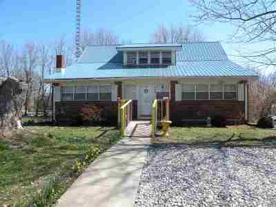 Princeton KY Single Family Home Contract Recd - See Rmrks: $99,900
