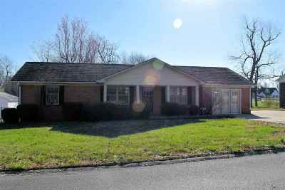 Mayfield Single Family Home For Sale: 112 Erwin Drive