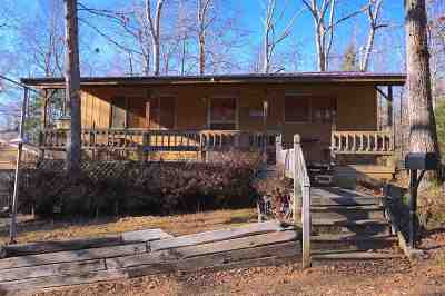 Murray KY Single Family Home For Sale: $55,000