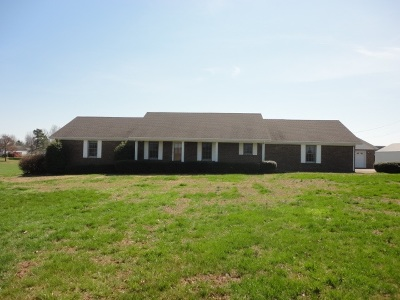 Mayfield Single Family Home For Sale: 367 W Tucker Road