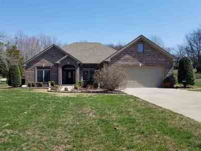 Paducah KY Single Family Home For Sale: $250,000