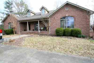 McCracken County Single Family Home For Sale: 161 Lakeside Drive