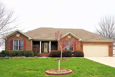 Hopkinsville Single Family Home Contract Recd - See Rmrks: 1424 Shallow Lake