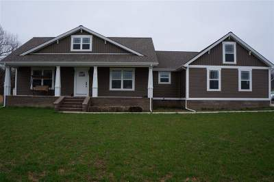 Calloway County Single Family Home For Sale: 2141 Rob Mason Road