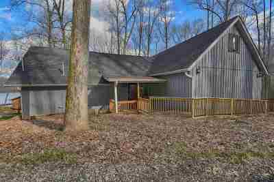 Eddyville KY Single Family Home For Sale: $319,900