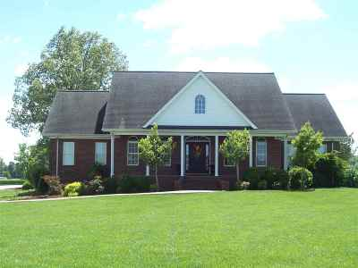 Mayfield Single Family Home For Sale: 111 Chase Ln