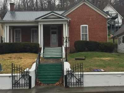 Kuttawa Single Family Home For Sale: 1886 Lake Barkley Drive