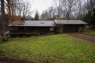Trigg County Single Family Home For Sale: 173 Daffodil Drive