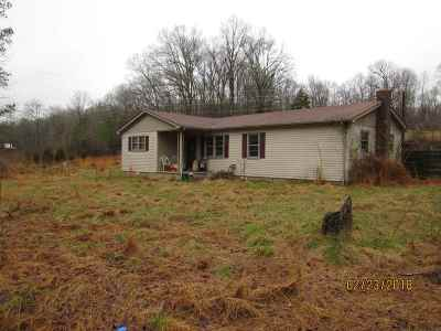 Trigg County Single Family Home For Sale: 7402 Rockcastle Rd.
