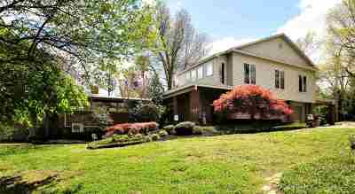 Paducah KY Single Family Home For Sale: $424,900