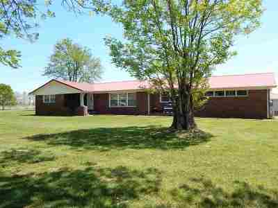 Benton Single Family Home For Sale: 3075 Sid Darnall
