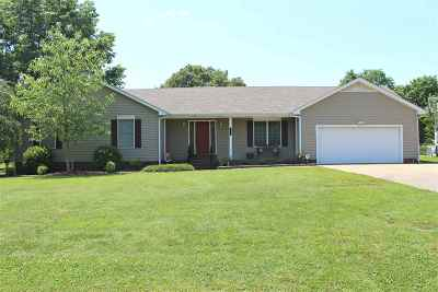 Murray Single Family Home For Sale: 1544 Whippoorwill Drive
