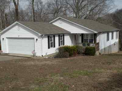 Eddyville Single Family Home For Sale: 237 Peninsula Dr.