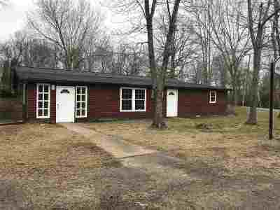 Mayfield Single Family Home For Sale: 2950 State Route 564