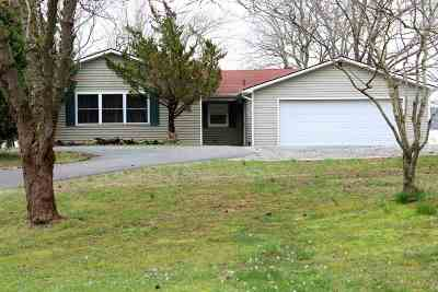 Murray KY Single Family Home For Sale: $199,000