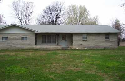 Ledbetter KY Single Family Home For Sale: $124,500