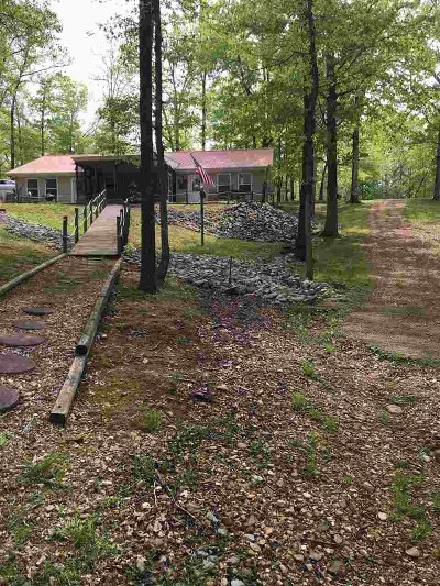 Calloway County Single Family Home For Sale: 120 Veal