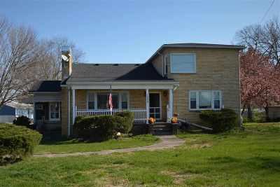 Hopkinsville KY Single Family Home For Sale: $175,000