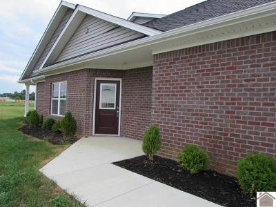 Paducah Condo/Townhouse Contract Recd - See Rmrks: 3450 Trail Head Dr Unit 101